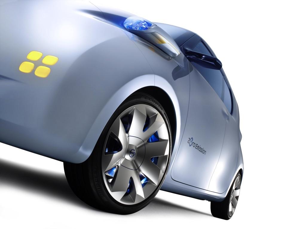 Automotive photography retouching