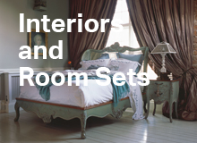 Interiors and Room Sets