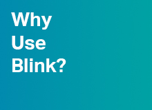 Why use Blink image retouching?